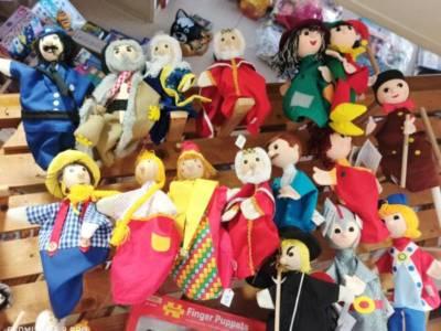 Marionnette à main