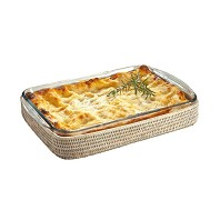 Plat lasagne rectangle